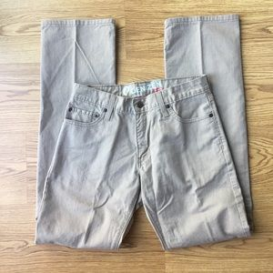 Denizen from Levi's 218 Slim Straight Jean 30x32